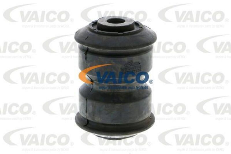 Lagerung, Blattfeder Original VAICO Qualität