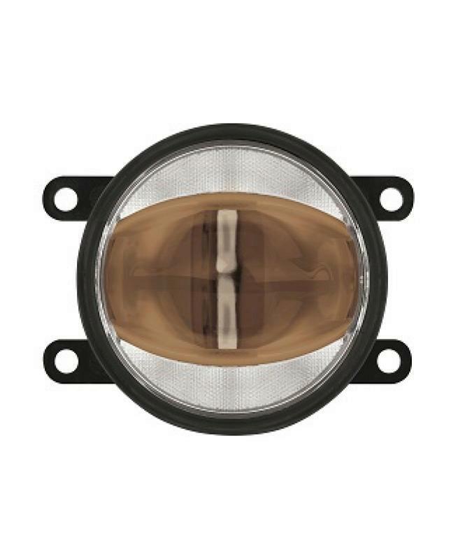 OSRAM Nebelscheinwerfersatz LEDriving® FOG PL Gold Edition