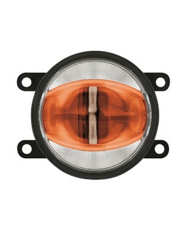 OSRAM Nebelscheinwerfersatz LEDriving® FOG PL Orange Edition