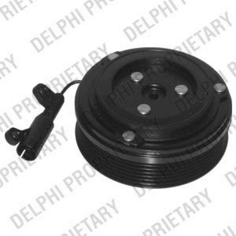 DELPHI Magnetkupplung, Klimakompressor