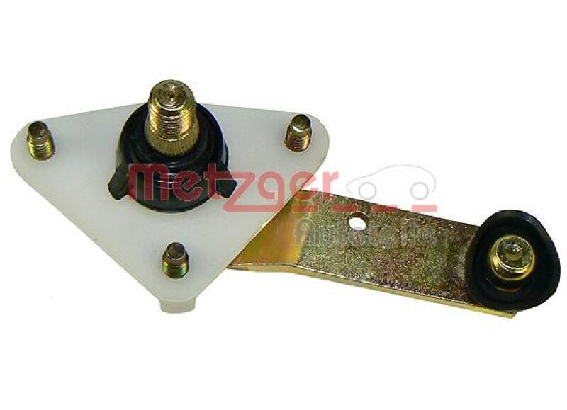 METZGER Wischergetriebe, Scheibenreinigung