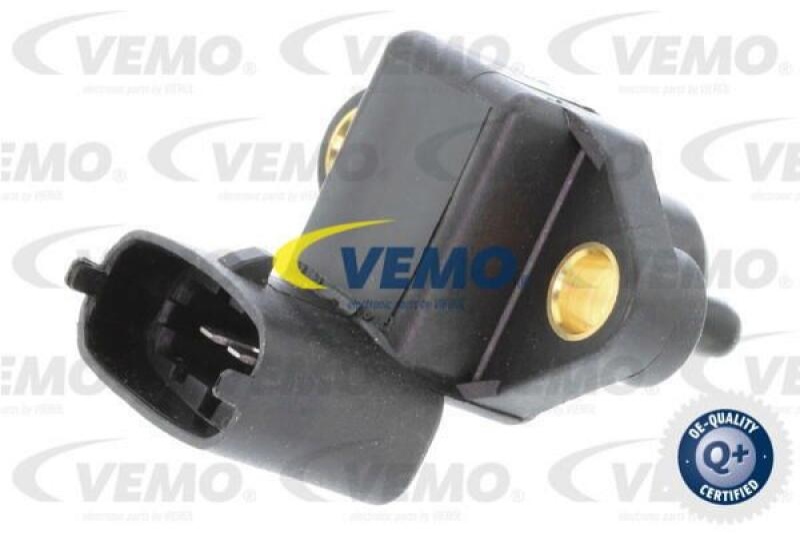 VEMO Sensor, Ladedruck Q+, Erstausrüsterqualität
