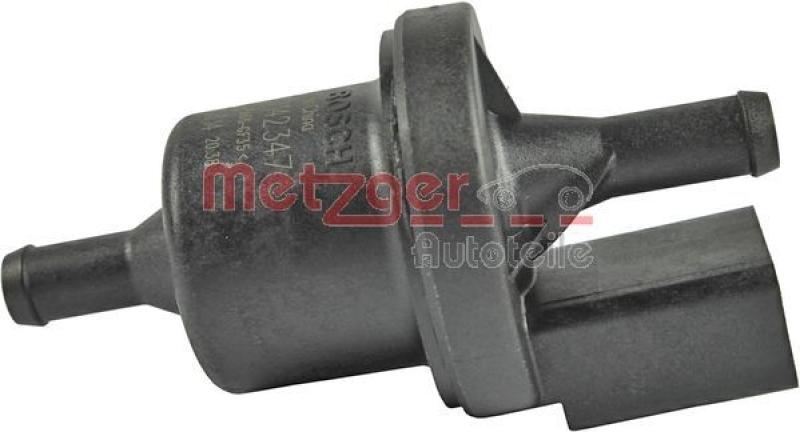 METZGER Be-/Entlüftungsventil, Kraftstoffbehälter Original Ersatzteil