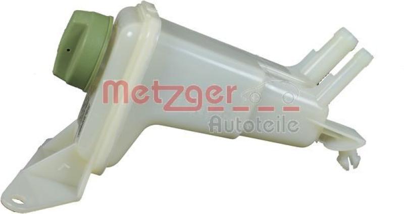 METZGER Ausgleichsbehälter, Hydrauliköl-Servolenkung ORIGINAL ERSATZTEIL