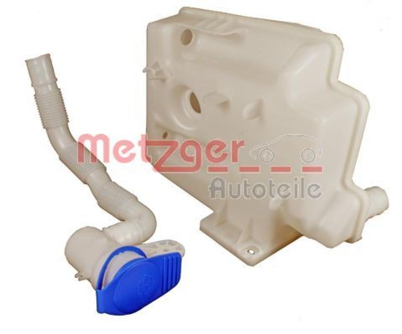 METZGER Waschwasserbehälter, Scheibenreinigung