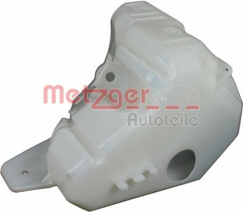 METZGER Waschwasserbehälter, Scheibenreinigung ORIGINAL ERSATZTEIL