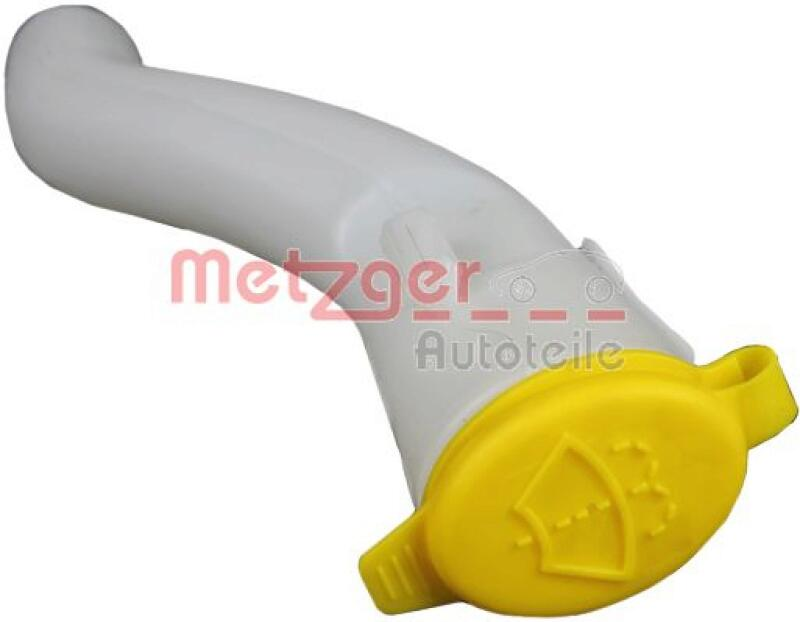 METZGER Verbindungsstück, Waschwasserleitung Original Ersatzteil