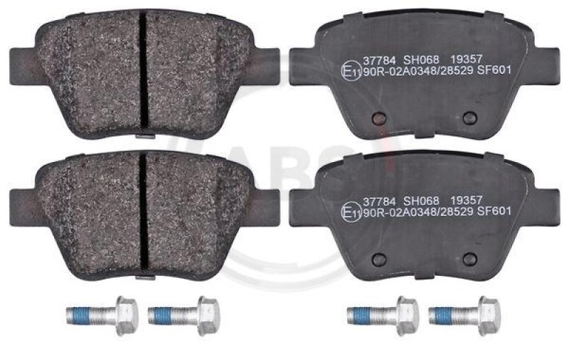 A.B.S. Brake Pad Set, disc brake