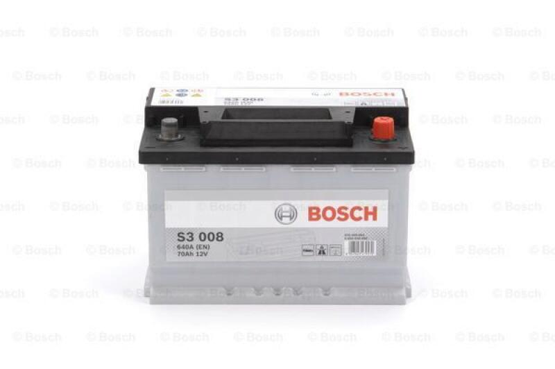 BOSCH Batterie Starterbatterie Autobatterie S3 0 092 S30 080