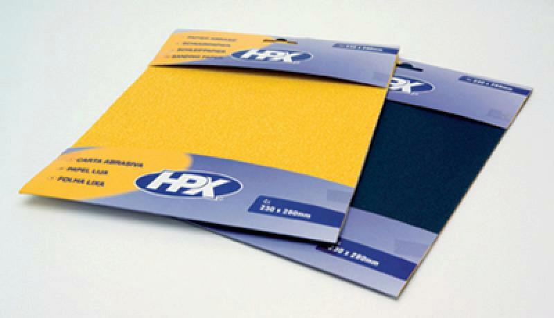 Rostlöser Schleifpapier Körnung 600 4x 230mm x 280mm