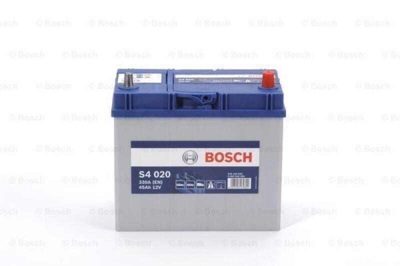 BOSCH Starter Battery S4