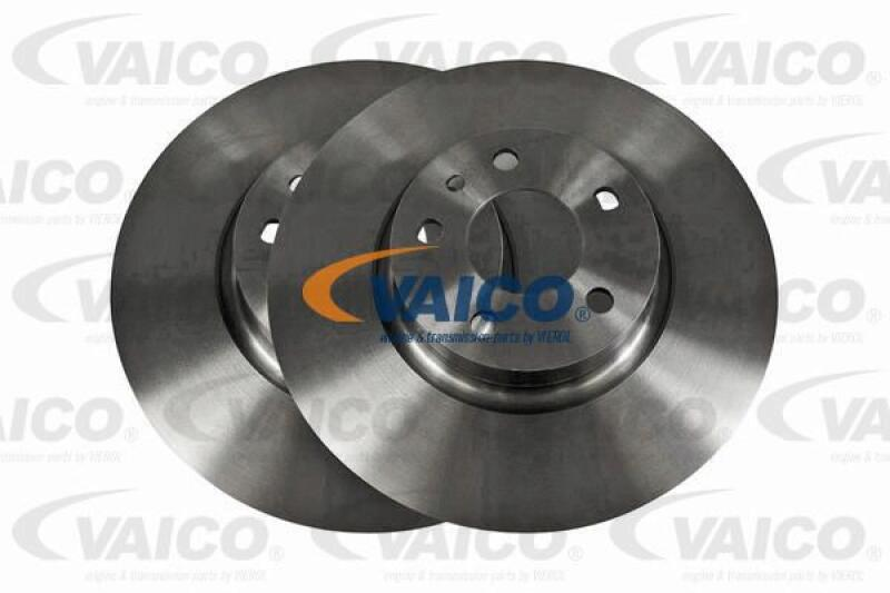 2x Bremsscheibe Original VAICO Qualität