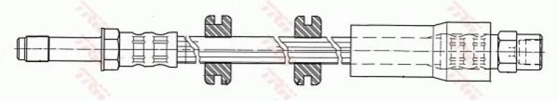 TRW Bremsschlauch