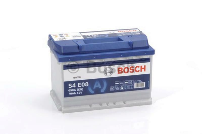 BOSCH Starterbatterie S5
