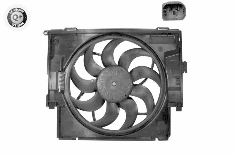 VEMO Lüfter, Motorkühlung Q+, Erstausrüsterqualität
