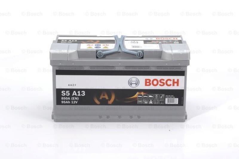BOSCH Starterbatterie S5A