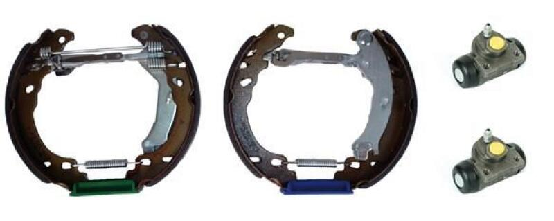 BREMBO Brake Shoe Set KIT & FIT