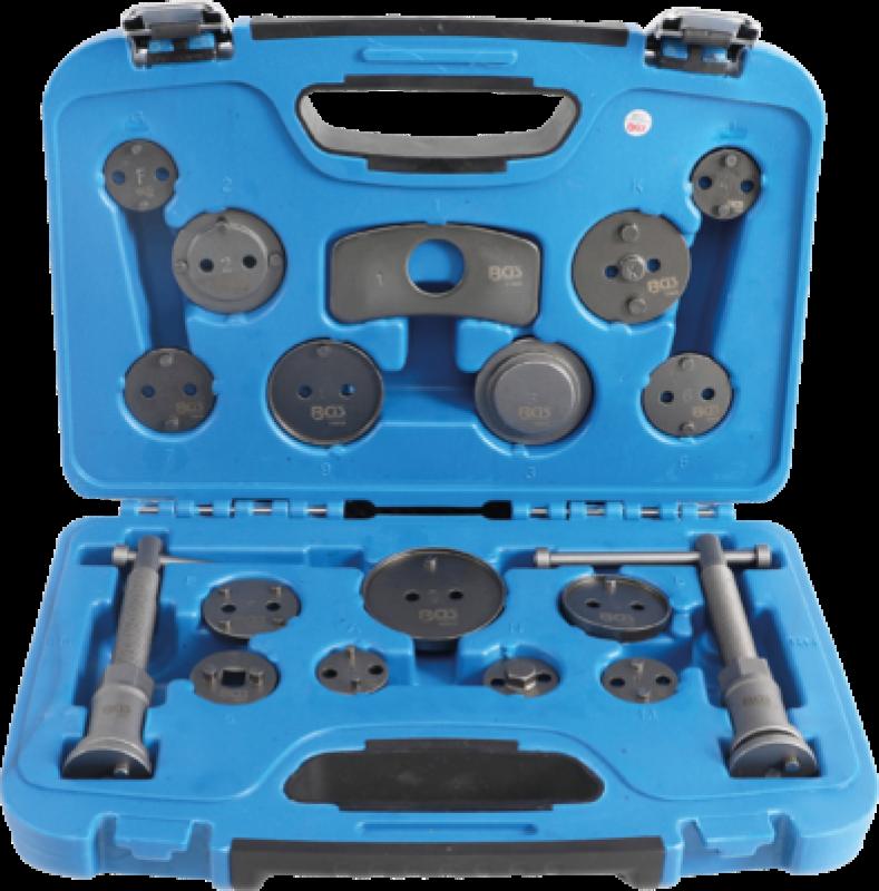 BGS Turn/Reset Tool Set, brake caliper piston