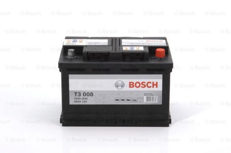 BOSCH Starterbatterie T3
