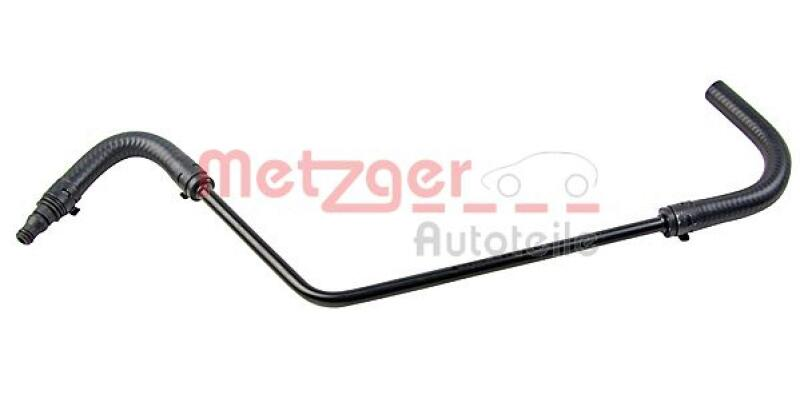 METZGER Entlüftungsschlauch Ausgleichsbehälter 2420664
