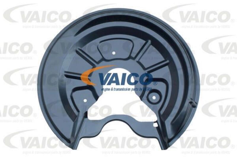 VAICO Bremsscheiben Spritzblech