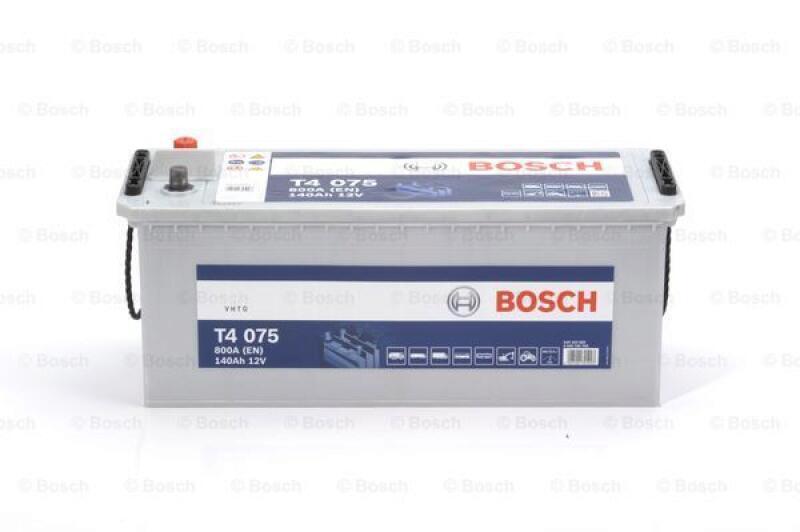 BOSCH Starterbatterie T4