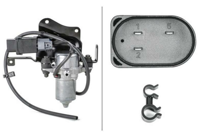 HELLA Unterdruckpumpe, Bremsanlage