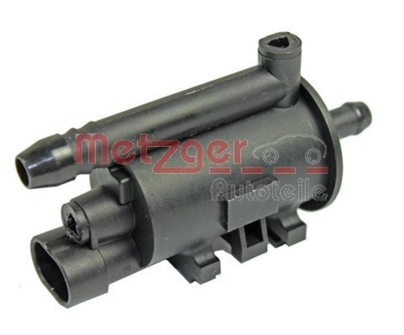 METZGER Ventil, Kraftstofförderanlage Original Ersatzteil