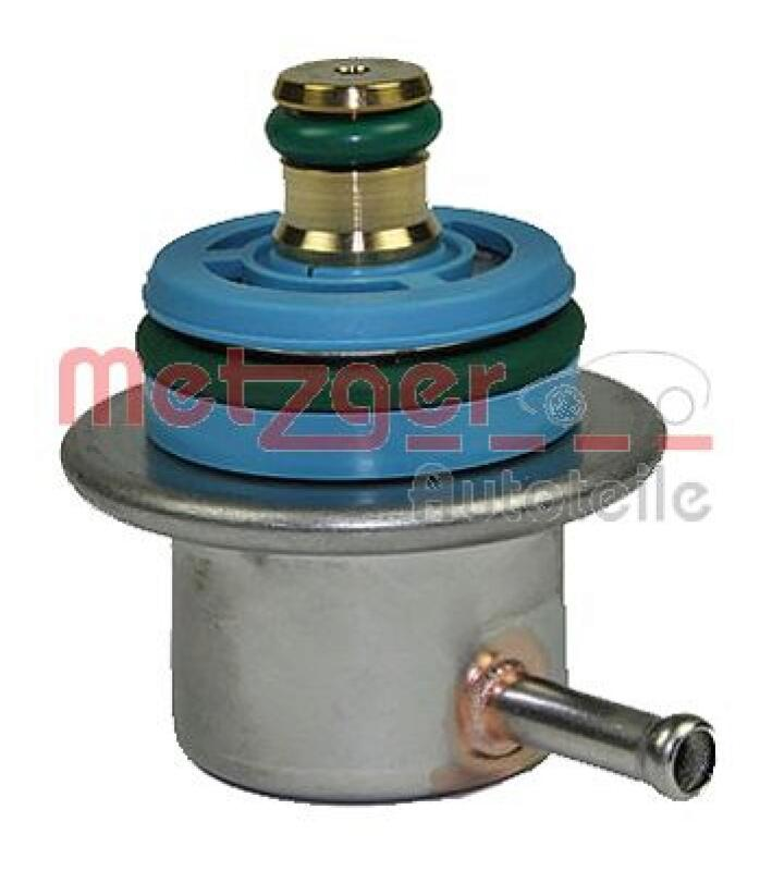 METZGER Kraftstoffdruckregler ORIGINAL ERSATZTEIL