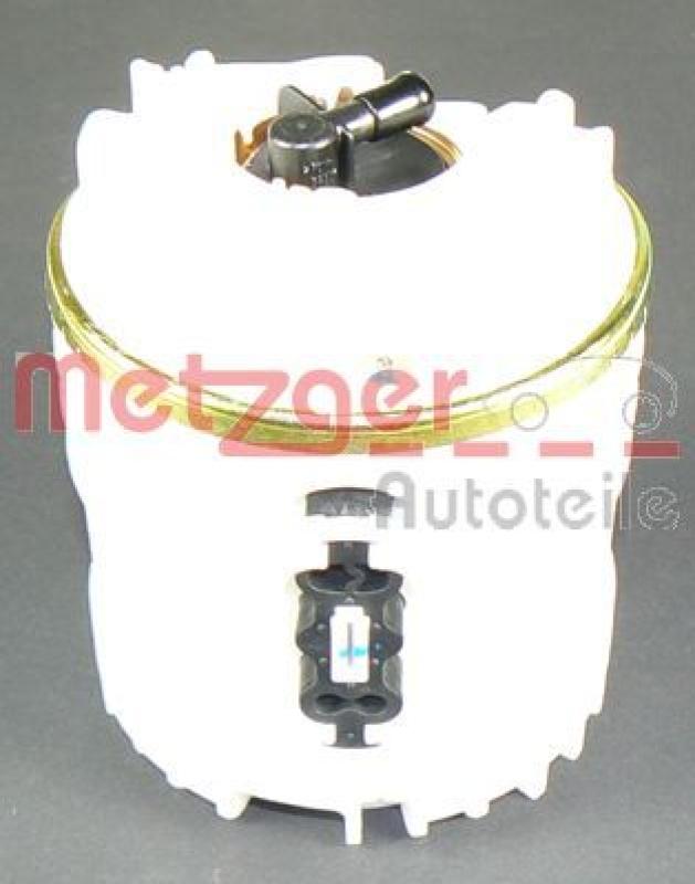 METZGER Schlingertopf, Kraftstoffpumpe