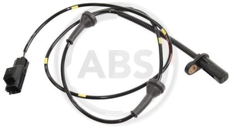 A.B.S. Sensor, Raddrehzahl