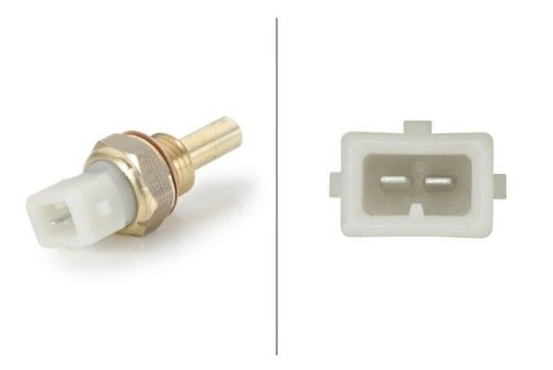 HELLA Sensor, Kraftstofftemperatur