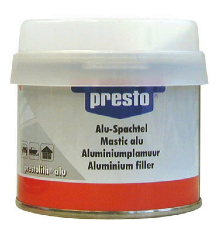 PRESTO Universalspachtel Alu-Spachtel 250g