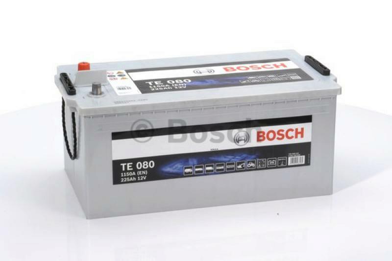 BOSCH Starterbatterie T5