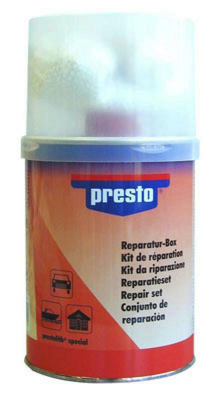 PRESTO Universalspachtel Reparaturbox 250g