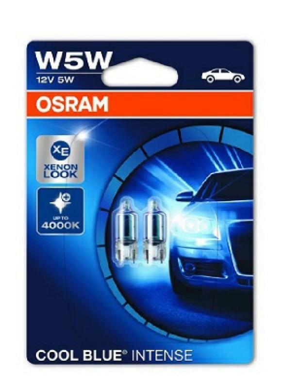 OSRAM Cool Blue Intense Park-/Positionsleuchte