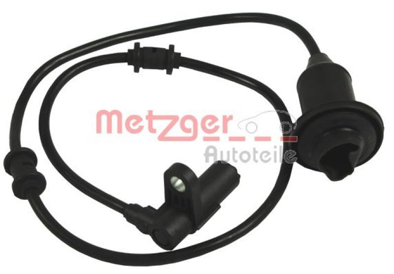 METZGER Sensor, Raddrehzahl