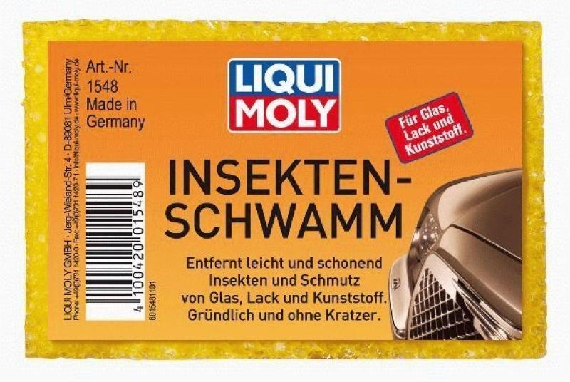 LIQUI MOLY Schwamm Insekten-Schwamm