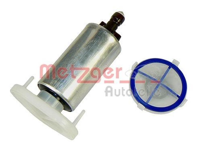 METZGER Pumpe, Kraftstoffvorförderung