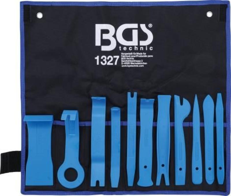 BGS 1327 Innenraum-Verkleidungswerkzeug-Satz