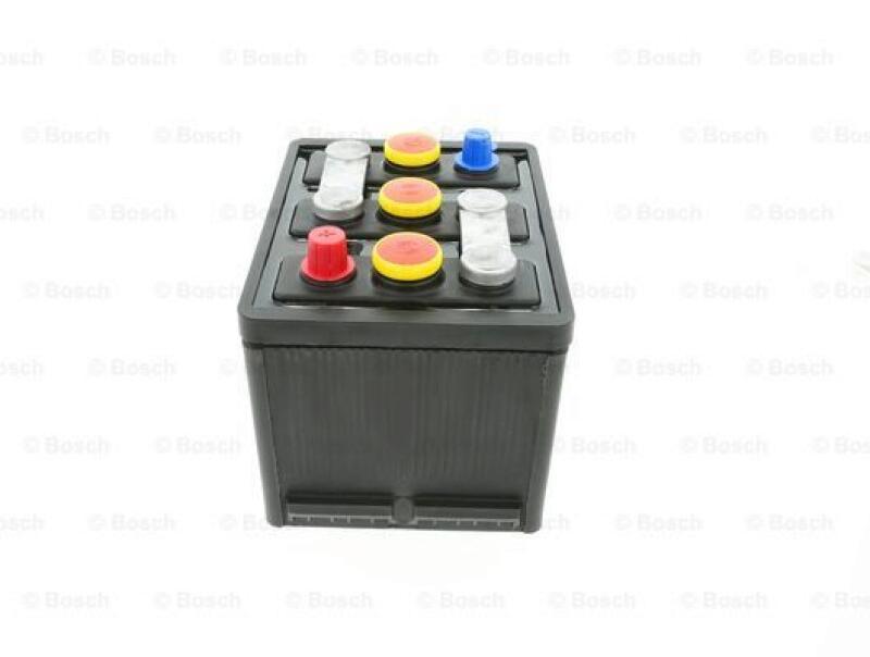 BOSCH Starterbatterie Klassik