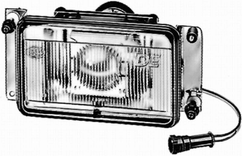 HELLA Scheinwerfereinsatz, Nebelscheinwerfer