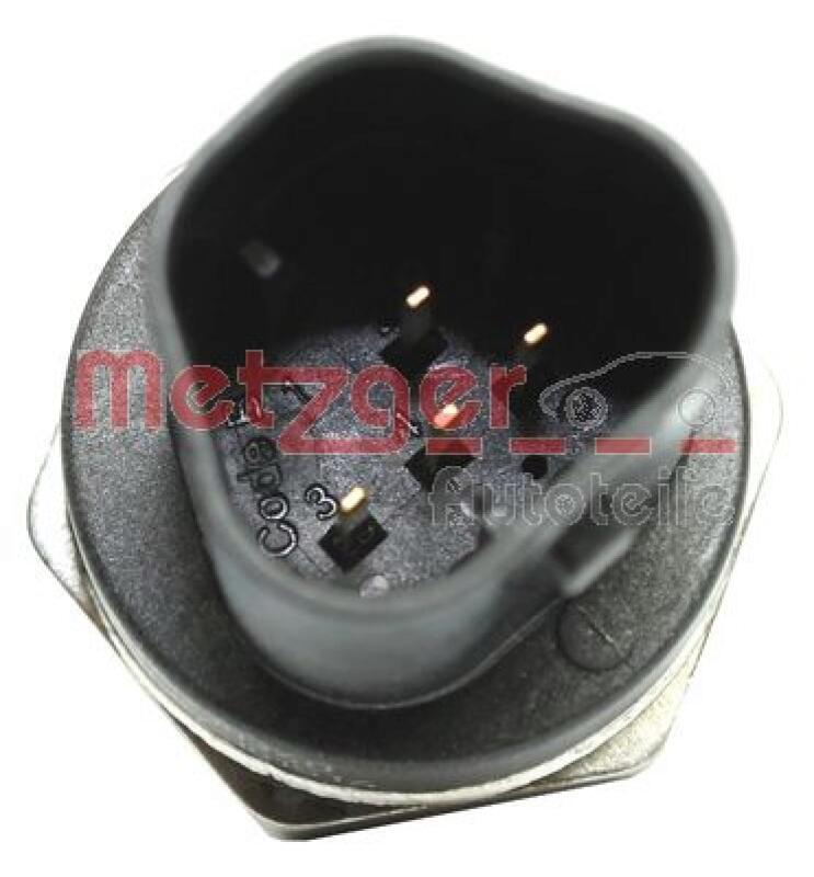 METZGER Sensor, Öltemperatur/-druck Original Ersatzteil