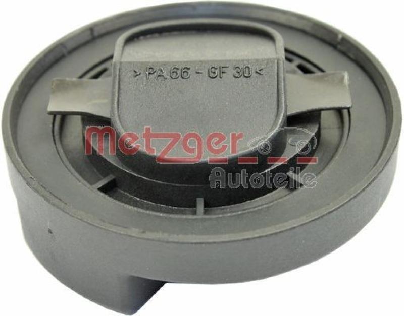 METZGER Sealing Cap, oil filling port