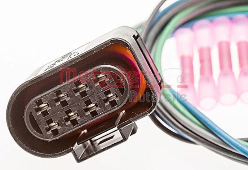 Hauptscheinwerfer 2323024 METZGER Kabelreparatursatz