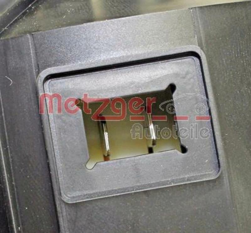 METZGER Innenraumgebläse Original Ersatzteil