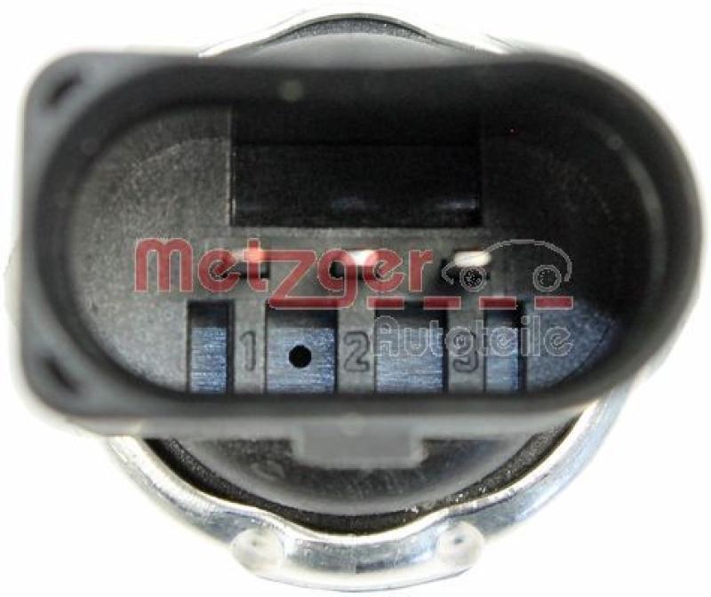 METZGER Druckschalter, Klimaanlage ORIGINAL ERSATZTEIL