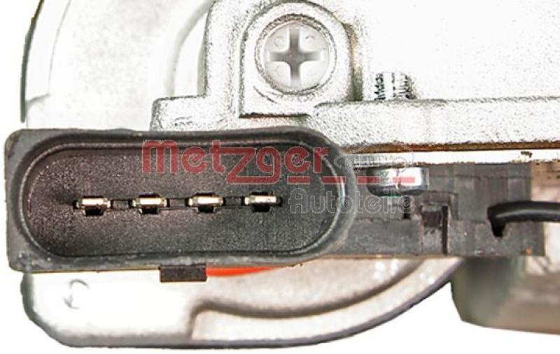 METZGER Wischermotor