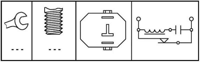 HELLA Bremslichtschalter