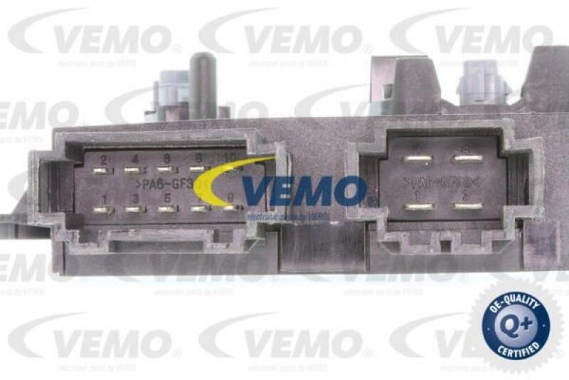VEMO Stellelement, Sitzverstellung Q+, Erstausrüsterqualität